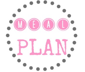 The Meal Plan: January 28 – February 1