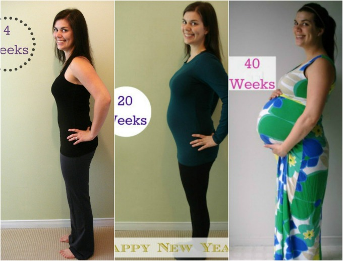 My Pregnancy: 40 Weeks – DUE DATE!! | My Pink Thumb