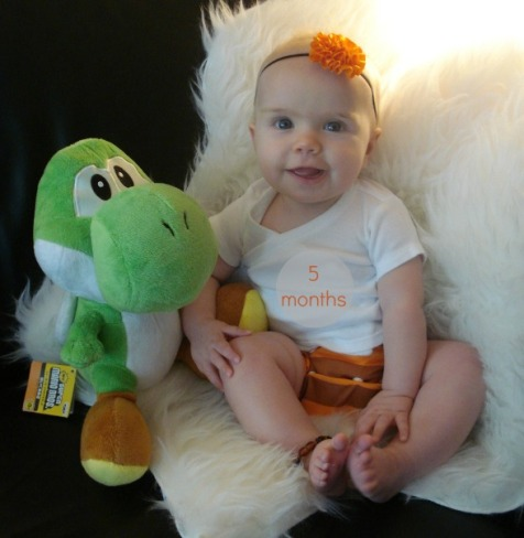 amy5months